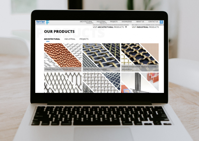 Order Metals Online with Ferrier Wire and Design Metals' E-commerce portal