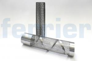 Fabrication Spotlight Series: Spiral Perforated Cylinders