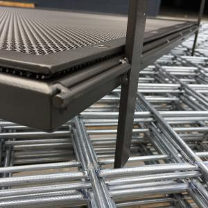 Ferrier Wire Fabricating – Our Customized Perforated Metal