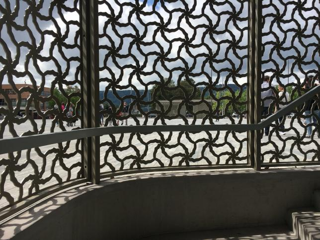 Country Spotlight: Perforated Metal in Zurich, Switzerland