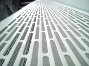 Perforated Metal – A Strong Light Weight of a Metal Wire