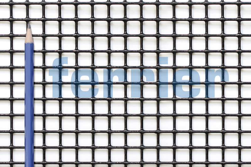 "Ferrier black 1/2"" x 1/2"" x 16 ga weldmesh"