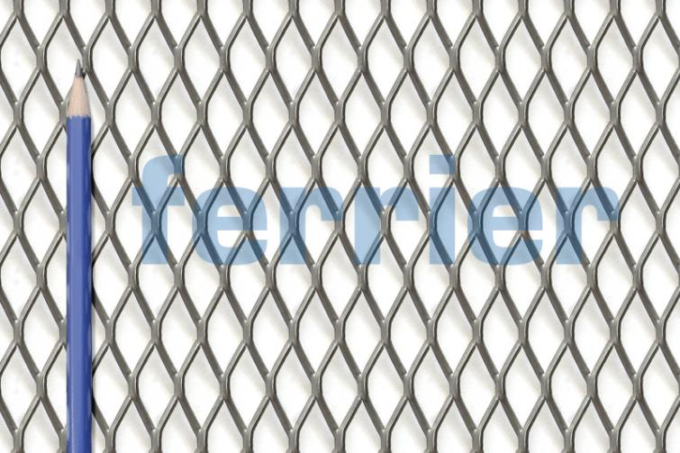 Design expanded metal