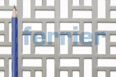Ferrier Design perforated